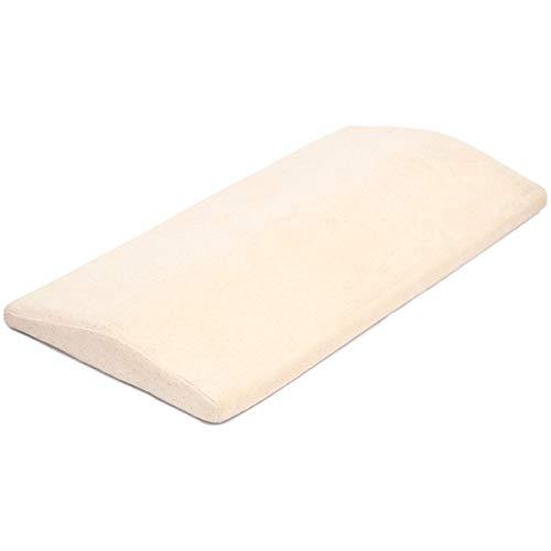 腰をサポートする腰枕をプレゼント