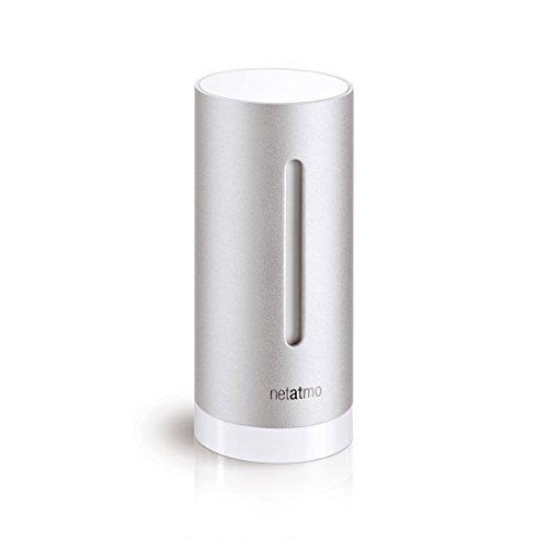 NETATMO(ネタトモ) 測定箇所を増やせる屋内用追加モジュール (ウェザーステーション専用) 温度・湿度・二酸...
