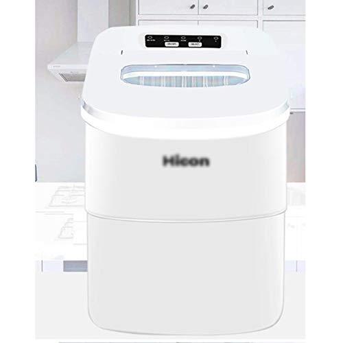 GXH- 製氷機 - 家庭用小型多機能ポータブルコンパクトアイスキューブメーカー、バー用15kg製氷機、コーヒーショップ