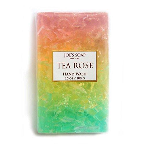 オーガニックソープのJOE'S SOAPを友達にプレゼント