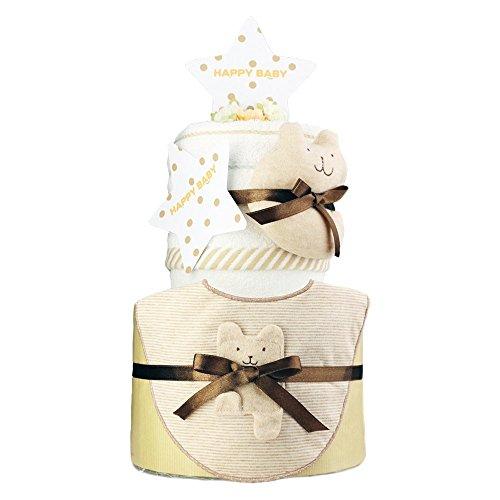 おむつケーキを出産祝いにプレゼント