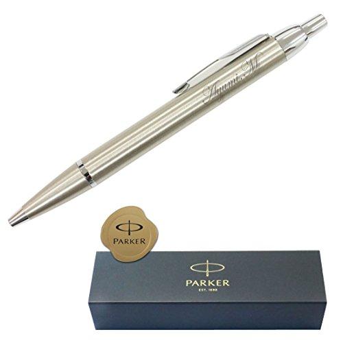 バーカーのボールペンは上質でもらって嬉しいプレゼント
