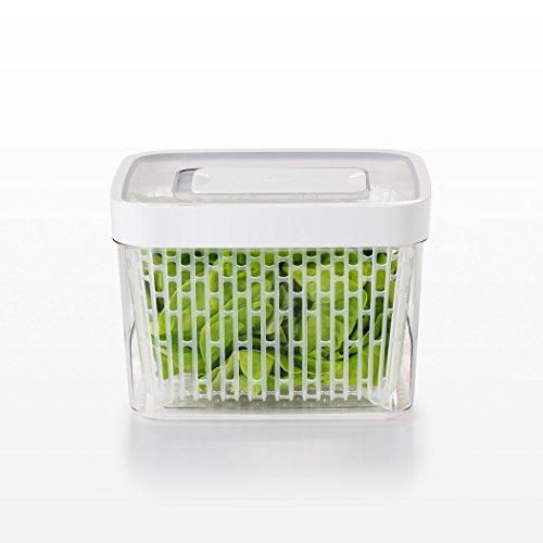 OXO 野菜保存容器 グリーンセーバー フードキーパー 4.0L 11140000