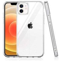 iPhone 12 Mini ケース - クリア ソフトケース スマホケース iPhone12 Mini カバー 透明TPU 超薄型 iTTZQ【 滑り止め 衝撃吸収 ストラップホール付き レンズ保護 軽量 Qi急速充電対応】 アイフォン12 ミニ 2020 新型 5.4インチ 適用 透明ケース