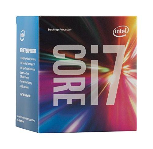 Intel CPU Core i7-6700 3.4GHz 8Mキャッシュ 4Core8Thread LGA1151 BX80662I76700【BOX】