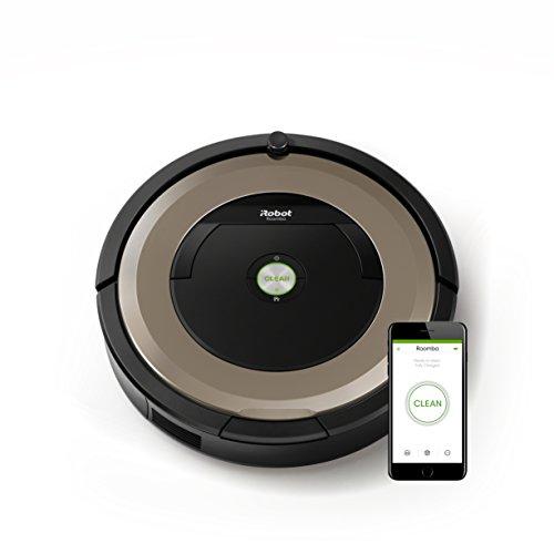 【Amazon.co.jp限定】アイロボット ルンバ891 wifi対応 特殊ブラシ 複数床面対応 自動充電・再開 ロボット掃除機 R891060