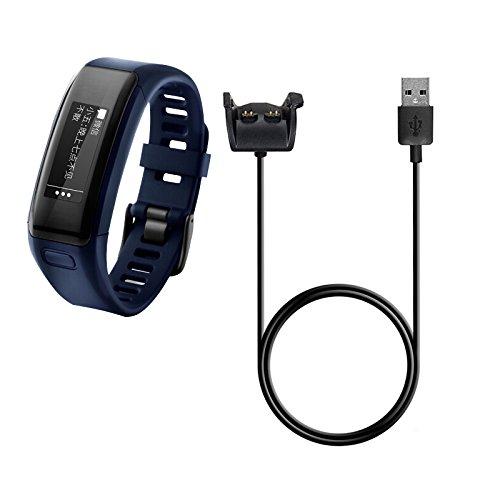 Awinner Charger for GARMINのVivosmart HR スポーツウォッチのため腕時計バンドックデスクトップ電源Garmin HR充電アダプタSmart band充電交換充電クレードル 充電器 についてGarmin Vivosmart HR