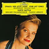 Strauss;Four Last Songs