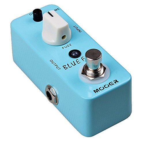 【国内正規品】 Mooer ムーアー Micro Series クラシックファズ Blue Faze MOOER エフェクター のコピー元一覧! 元ネタはあの名機!!