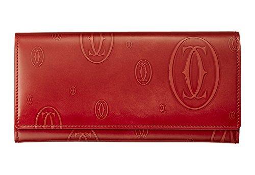 CARTIERの長財布は女性に人気のランキング3位