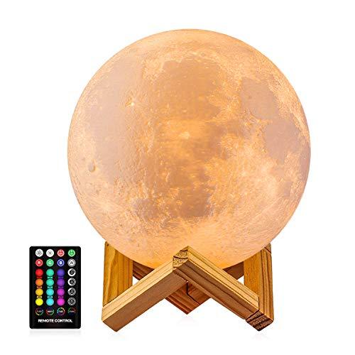 おしゃれな月のランプは誕生日におすすめ