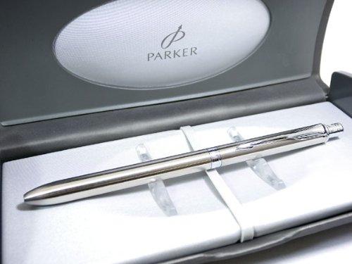 パーカーのマルチボールペンを看護師にプレゼント
