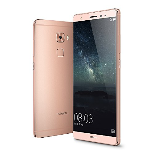 Huawei SIMフリースマートフォン MateS 32GB (Android 5.1/オクタコア/5.5inch) ローズゴールド CRR-L09-RG