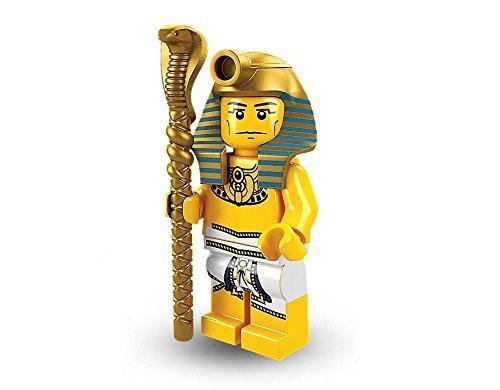 LEGOミニフィギュアシリーズ2Pharaoh Collectible Figureピラミッド古代エジプト博物館