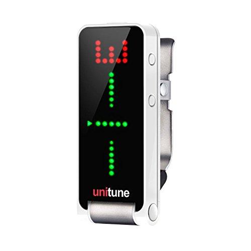 tc electronic UNITUNE CLIP クリップチューナー 【徹底解析】UniTune Clipのクリップチューナーが超オススメ!+/-0.02セントの超精度!ポリチューン機能をなくし値段が安くなったモデルでギター・ベースにおススメ!。【解説動画あり】