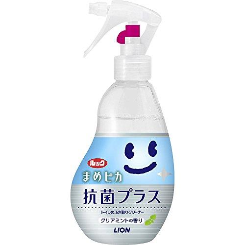 ルック まめピカ 抗菌プラス トイレのふき取りクリーナー 210ml
