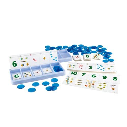 知育玩具で数字を学べるカウンティンぐボックスを女の子にプレゼント