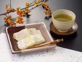 代表銘菓 宿禰餅(ゆず味)【和菓子】