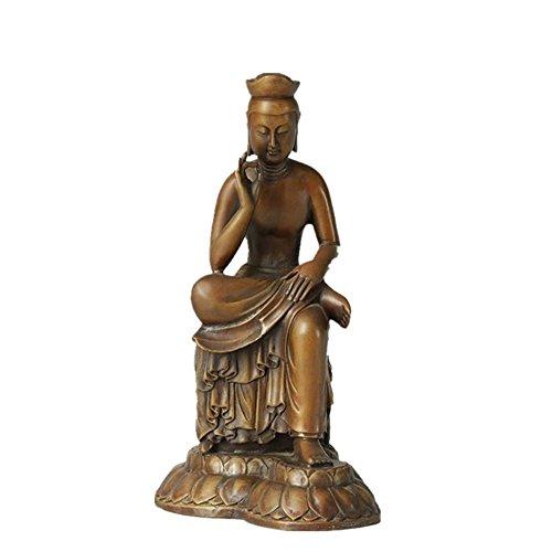 Toperkin アクセサリー仏像彫刻 弥勒菩薩 TPFX-031