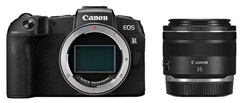 Canon ミラーレス一眼 カメラ EOS RP RF35 MACRO IS STM レンズキット