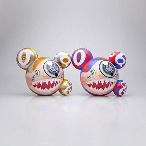 ☆希少 世界限定 村上隆 Takashi Murakami x ComplexCon Mr DOB Figure By BAIT x SWITCH Collectibles (gold + originalセット)