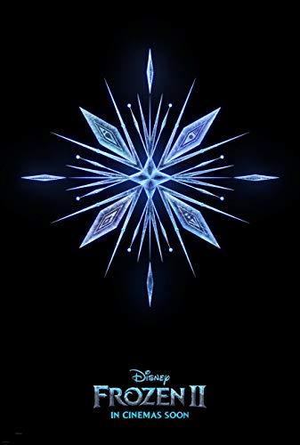 映画ポスター アナと雪の女王2 グッズ /2019 ディズニー アニメ アート インテリア おしゃれ フレーム別/INT ADV-両面