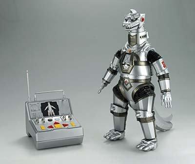 全自動遠隔操作ロボット怪獣 メカゴジラ1974