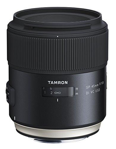 TAMRON 単焦点レンズ SP45mm F1.8 Di VC キヤノン用 フルサイズ対応 F013E