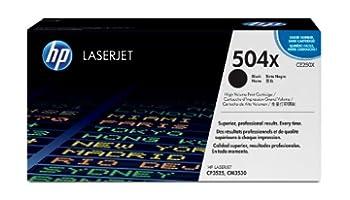ヒューレット・パッカード プリントカートリッジ 黒 (CP3525) CE250X
