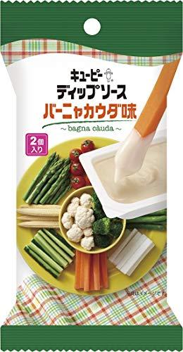 キユーピー ディップソース バーニャカウダ味 25g×2×5個