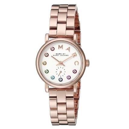 腕時計のマークジェイコブスを女性にプレゼントする