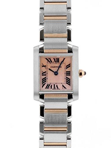 カルティエの腕時計は女性が貰って嬉しいプレゼント