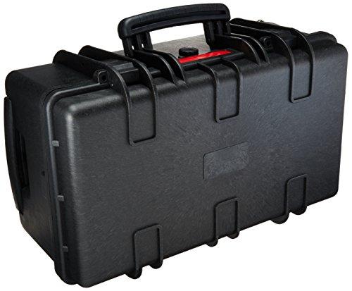 Amazonベーシック カメラバッグ ハードカメラケース - Large