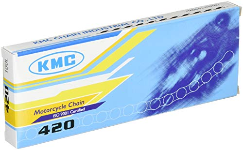 バイクパーツセンター KMCチェーン ホンダ エイプ XR100 リトルカブ 420-100L