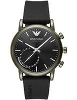 [エンポリオ アルマーニ]EMPORIO ARMANI 腕時計 LUIGI ハイブリッドスマートウォッチ ART3016 メンズ 【正規輸入品】