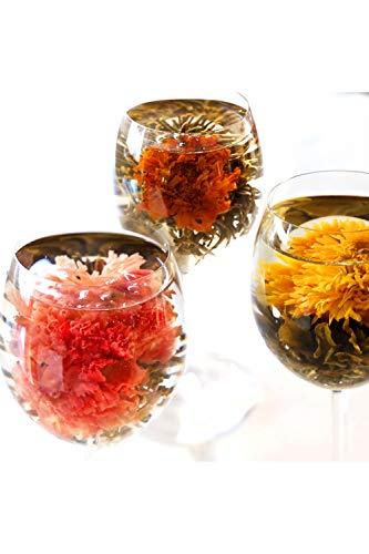 工芸茶セットはちょっとしたギフトに人気