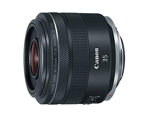 Canon RF 35mm f/1.8 is Macro STM レンズ