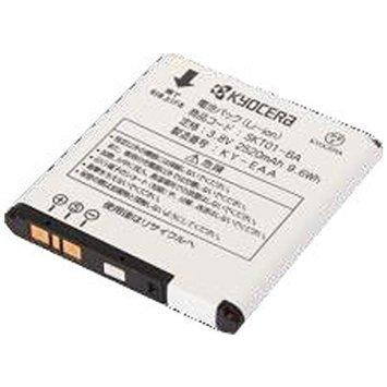 京セラ 高耐久性スマートフォン TORQUE バッテリー SKT01-BA