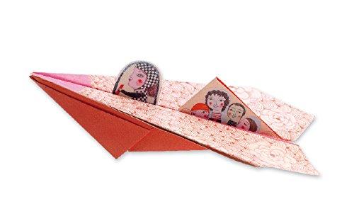 DJECO ジェコ Design by デザインバイ Pretty paper planes オリガミ プリティプレイン DJ08769