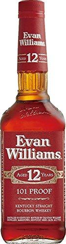エヴァン・ウィリアムス 12年 [ ウイスキー アメリカ合衆国 750ml ]