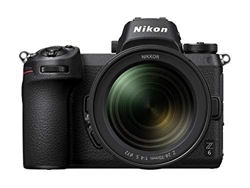 Nikon ミラーレス一眼 ニコン Z6 24-70 レンズキット NIKKOR Z 24-70mm f/4S付属 Z6LK24-70