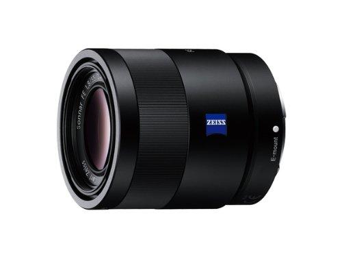 ソニー Sonnar T* FE 55mm F1.8 ZA※FEマウント用レンズ(フルサイズミラーレス対応) SEL55F18Z