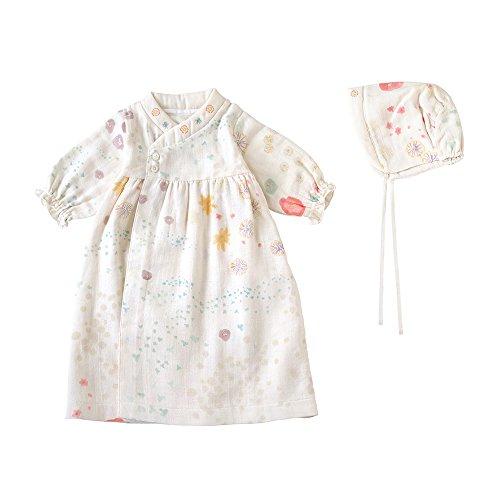 ナオミイイトウは天然素材のベビー服で女の子におすすめ