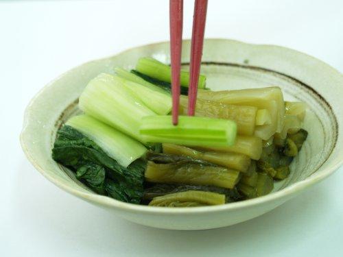 野沢菜、浅漬け本漬けセット