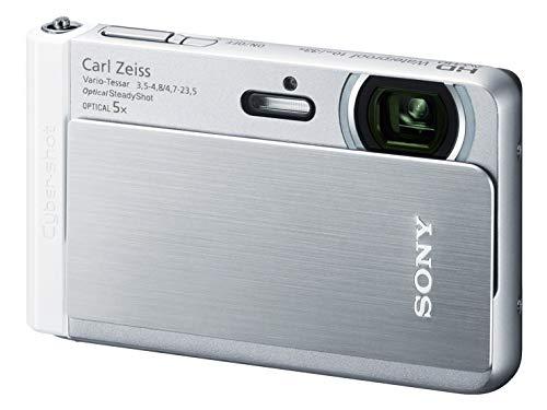 SONY デジタルカメラ Cyber-shot TX30 1890万画素 光学5倍 シルバー DSC-TX30(S)