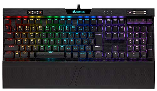 Corsair K70 RGB MK.2 LOW PROFILE RAPIDFIRE MX SpeedKeyboard 日本語キーボード ゲーミングキーボード KB454 CH-9109018-JP