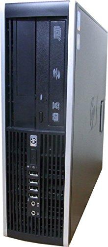 中古パソコン デスクトップ HP Compaq 8100 Elite SFF Core i5 650 3.20GHz 2GBメモリ 250GB Sマルチ Windo...