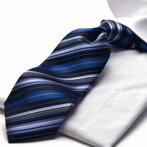 ミチコロンドンのネクタイをバレンタインに彼氏に贈る