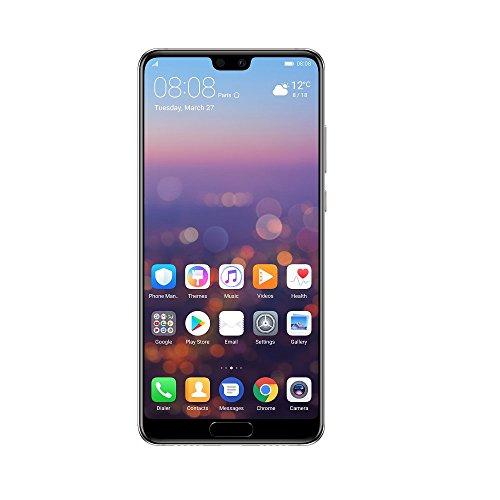 Huawei 5.8インチ P20 SIMフリースマートフォン ブラック【日本正規代理店品】