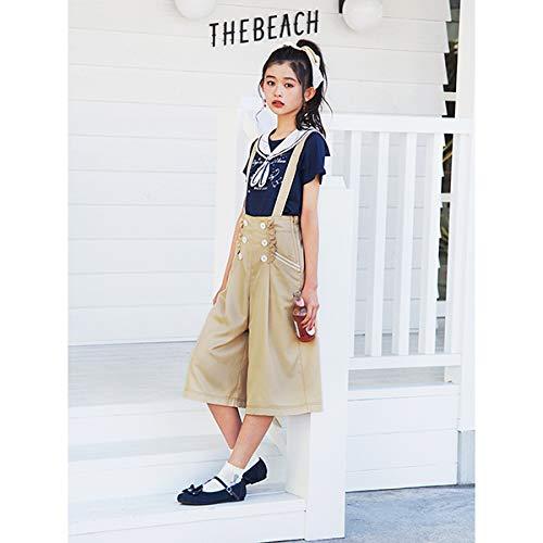 サスペンダーは子供服の有名ブランド